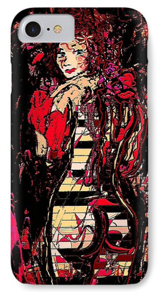Nude 4 Phone Case by Natalie Holland