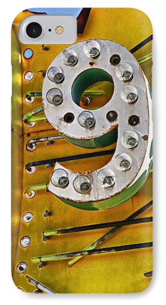 Number Nine Phone Case by Garry Gay