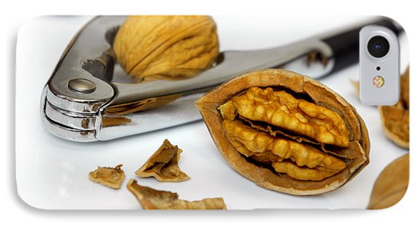 Nut Cracker IPhone Case