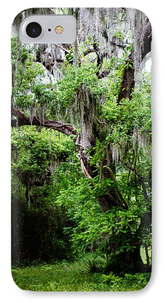 Oak And Moss Phone Case by Jason Smith
