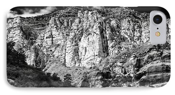 Oak Creek Mountain Phone Case by John Rizzuto