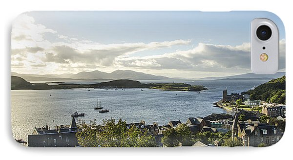 Oban Bay View IPhone Case