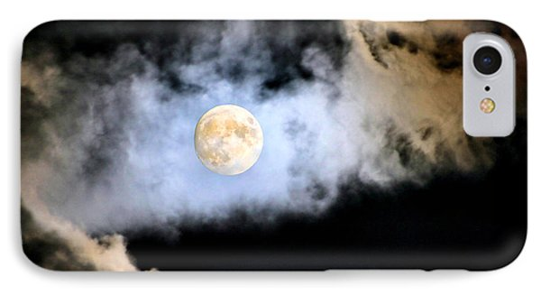 Obscured By Clouds Phone Case by Kristin Elmquist
