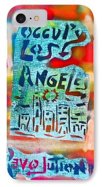 Occupy Los Angeles Phone Case by Tony B Conscious