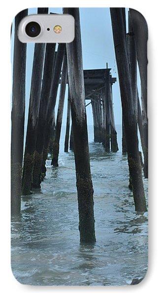 Ocean City 59th Street Pier Phone Case by Bill Cannon
