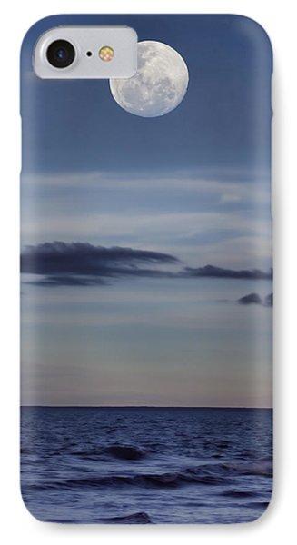 Ocean Moon Phone Case by Douglas Barnard
