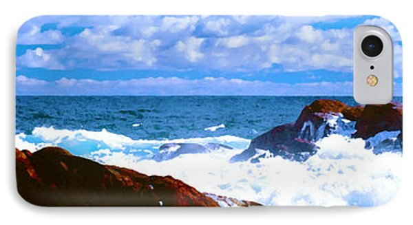 Ocean Surf Phone Case by Phill Petrovic