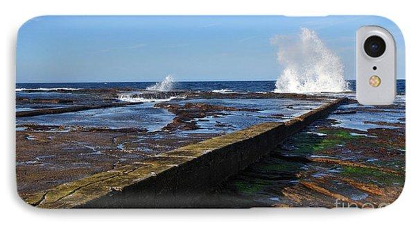 Ocean View Phone Case by Kaye Menner