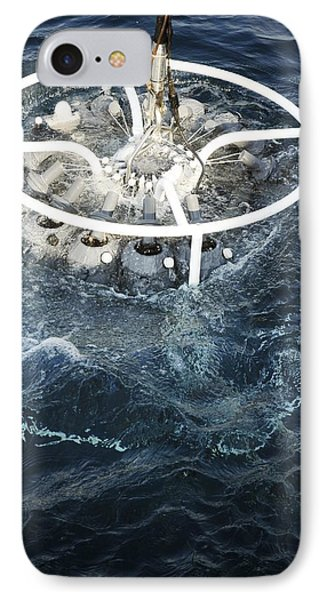 Oceanography Research Phone Case by Photostock-israel