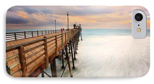 Oceanside Sunset 5 IPhone Case
