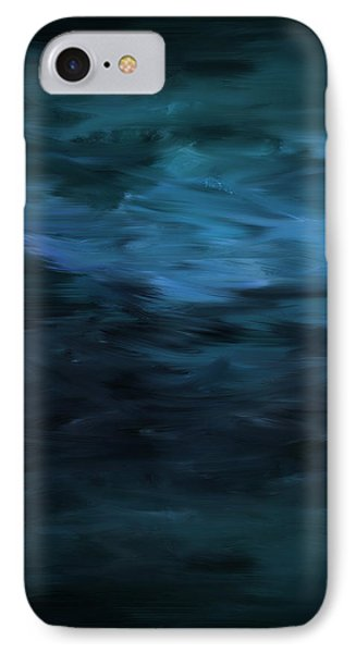 Ode To The Winter IPhone Case by Lourry Legarde