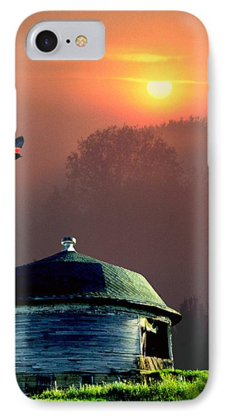 Of Setting Suns Phone Case by Jon Lord