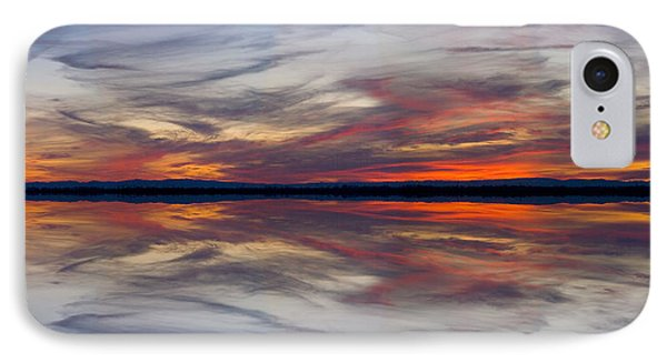 Off Highway 99 IPhone Case by Mark Greenberg