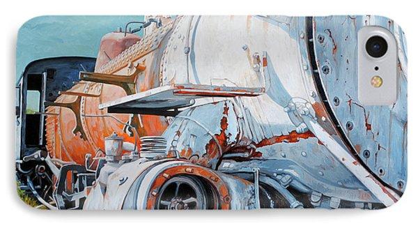 Off Track Phone Case by Chris Steinken