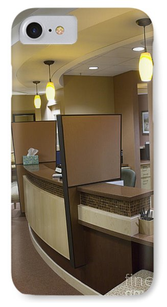 Office Reception Area Phone Case by Andersen Ross