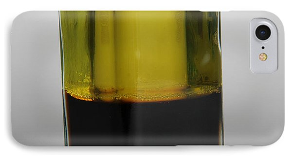 Oil And Vinegar Phone Case by Photo Researchers
