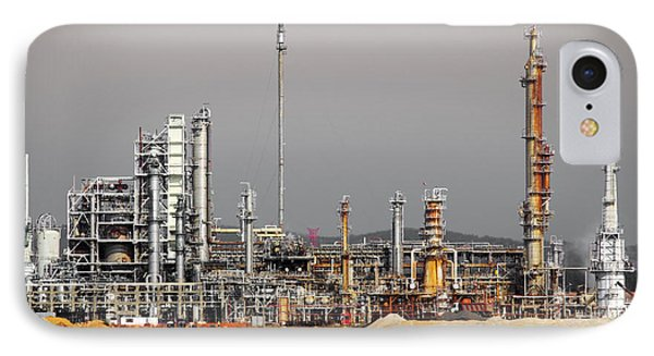 Oil Refinery IPhone Case