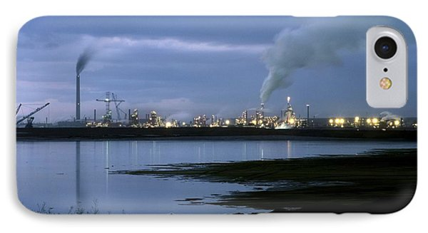 Oil Sands Refinery, Canada IPhone Case
