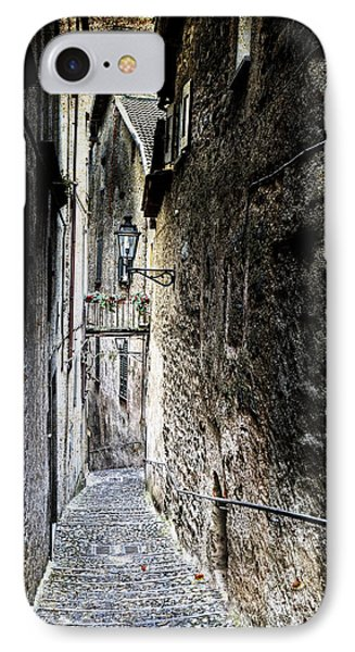 old alley in Italy Phone Case by Joana Kruse