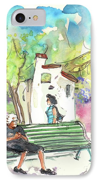 Old And Lonely In Portugal 04 Phone Case by Miki De Goodaboom