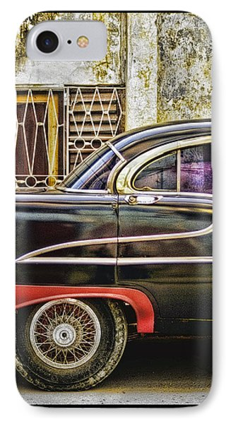 Old Car 2 Phone Case by Mauro Celotti