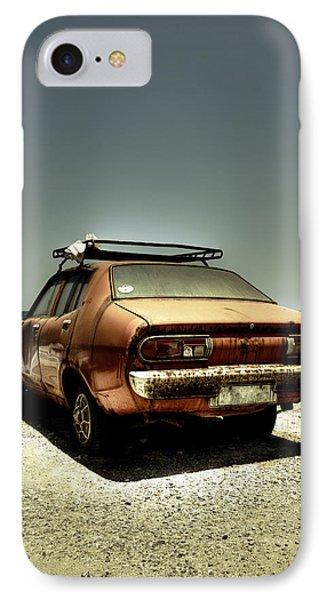 Old Car Phone Case by Joana Kruse
