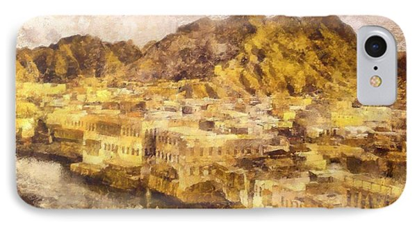 Old City Of Muscat IPhone Case