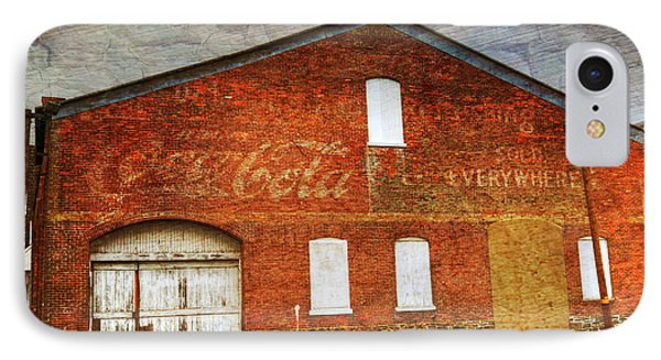 Old Coca Cola Building Phone Case by Paul Ward
