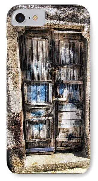 Old Door Phone Case by Mauro Celotti
