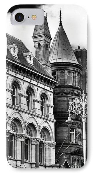 Old Dublin Phone Case by John Rizzuto