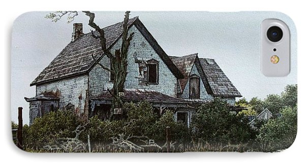 Old Farmhouse Picton Phone Case by Robert Hinves