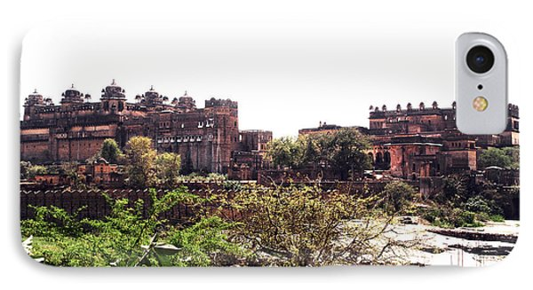 Old Fort In India Phone Case by Sumit Mehndiratta