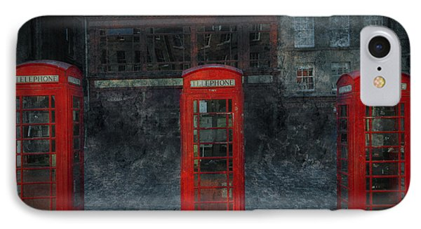Old Friends IPhone Case by Svetlana Sewell