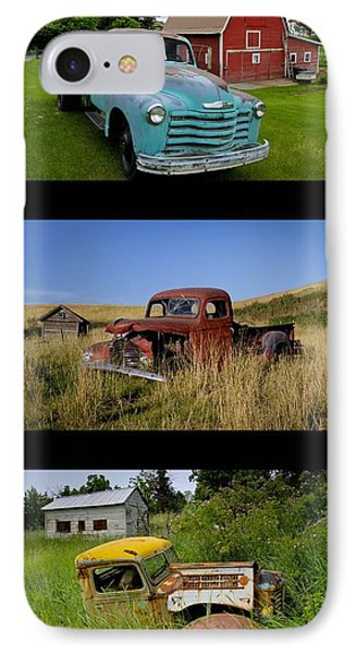Old Guys 6 Phone Case by Idaho Scenic Images Linda Lantzy