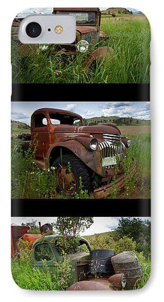 Old Guys 7 Phone Case by Idaho Scenic Images Linda Lantzy