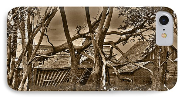 Old Homestead Phone Case by Shane Bechler