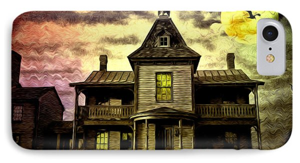 Old House At St Michael's Phone Case by Bill Cannon