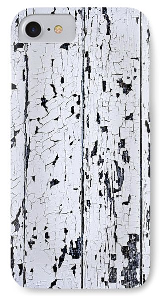 Old Painted Wood Abstract Phone Case by Elena Elisseeva