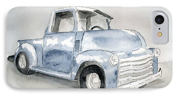 Old Pick Up Truck Phone Case by Eva Ason