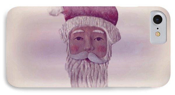 Old Saint Nicholas IPhone Case by David Dehner