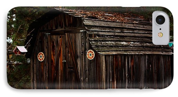 Old Shed Oakhurst Phone Case by Marjorie Imbeau