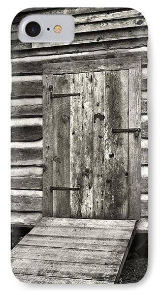 Old Shed Phone Case by Patrick M Lynch