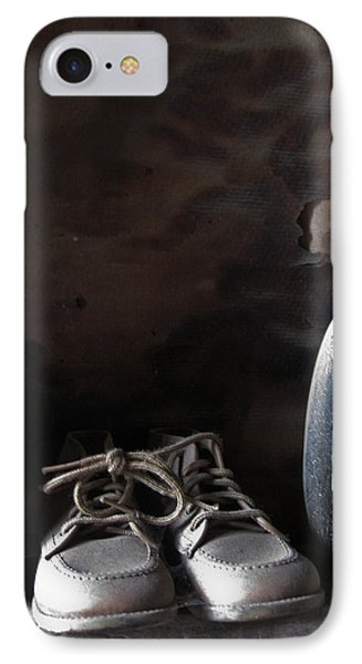 IPhone Case featuring the photograph Old Things by Cheryl Perin