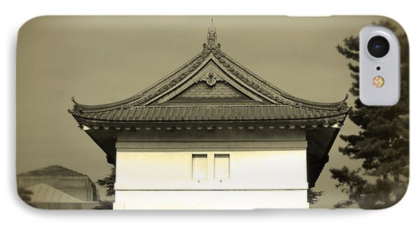 Old Tokyo IPhone Case by Naxart Studio