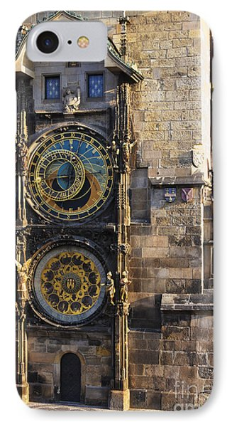 Old Town Hall Clock Phone Case by Jeremy Woodhouse