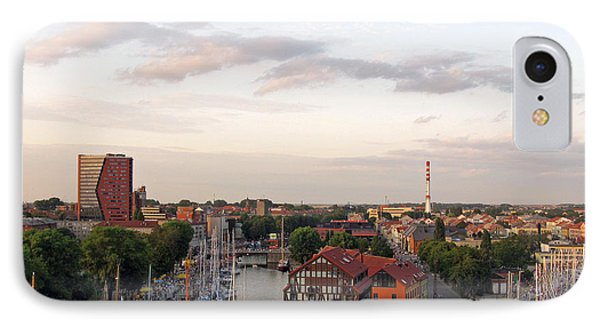 Old Town Klaipeda. Lithuania. IPhone Case by Ausra Huntington nee Paulauskaite