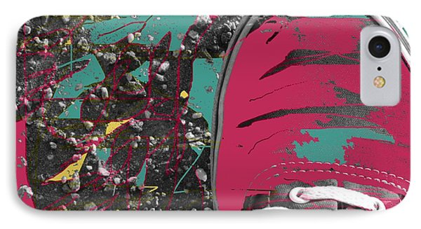 IPhone Case featuring the photograph Old Vans by Everette McMahan jr