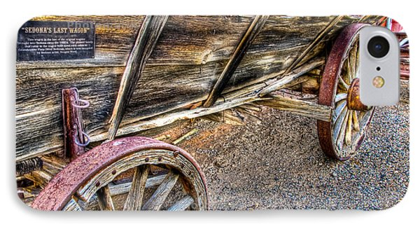 Old Wagon Phone Case by Jon Berghoff