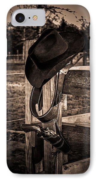 Old West IPhone Case by Doug Long