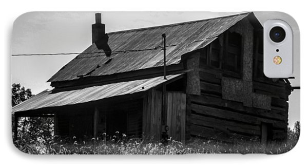 Old West Va Cabin IPhone Case by Toma Caul